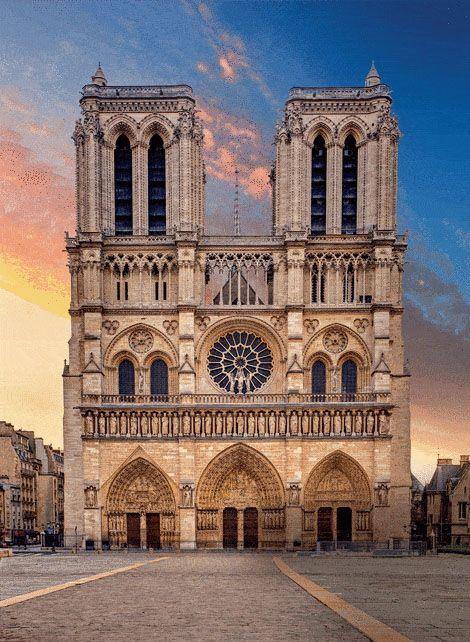 SKINsoft équipe le Docièse de Paris et l'église Notre Dame pour la gestion de  leurs collections