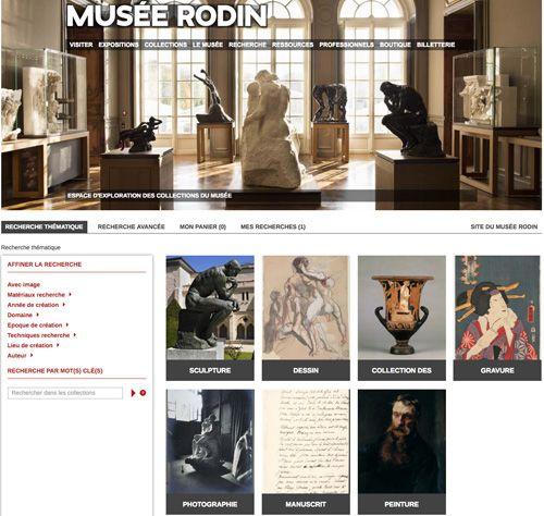 Partager des collections en ligne